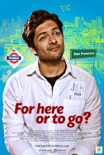 For Here or to Go? (2015) afişi