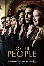 For The People (2018) afişi