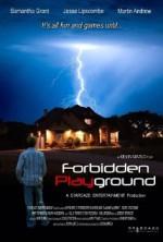 Forbidden Playground (2014) afişi