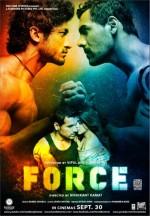 Force (2011) afişi