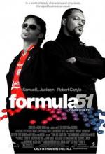 Formül 51 (2001) afişi