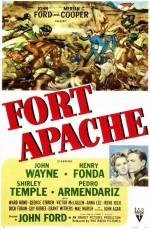 Fort Apache (1948) afişi