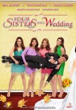 Four Sisters and a Wedding (2013) afişi