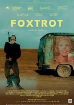 Foxtrot (2017) afişi