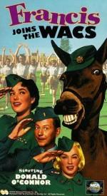 Francis Joins the WACS (1954) afişi