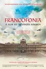Francofonia (2015) afişi