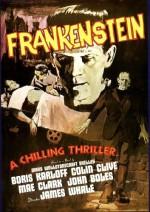 Frankenstein (1931) afişi