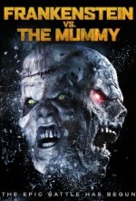 Frankenstein vs. The Mummy (2014) afişi