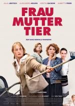 FrauMutterTier (2019) afişi