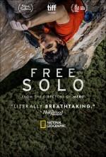 Free Solo (2018) afişi