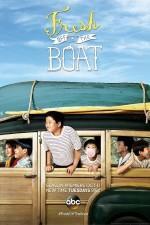 Fresh Off the Boat Sezon 3 (2016) afişi