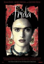 Frida (2002) afişi