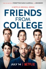 Friends from College Sezon 1 (2017) afişi