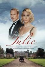 Fröken Julie (2013) afişi