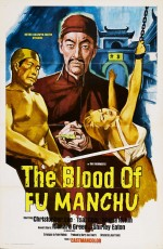 Fu Manchu'nun Kanı (1968) afişi