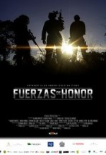 Fuerzas de Honor (2016) afişi