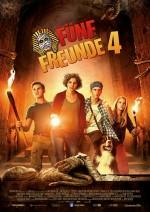 Fünf Freunde 4 (2015) afişi