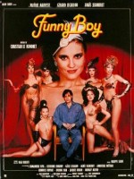 Funny Boy (1987) afişi