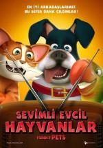 Sevimli Evcil Hayvanlar (2018) afişi