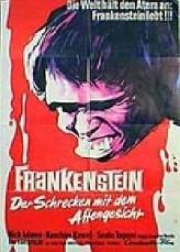 Furankenshutain tai chitei kaijû Baragon (1965) afişi