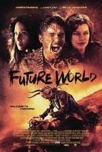 Future World (2018) afişi