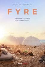 Fyre (2019) afişi