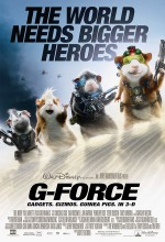 G-Force (2009) afişi