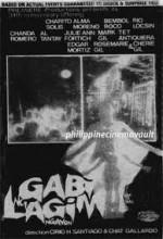 Gabi Ng Lagim Ngayon (1980) afişi
