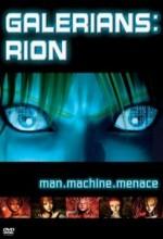 Galerians: Rion (2004) afişi