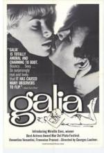 Galia (1966) afişi