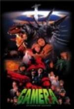Gamera 2: Region Shurai (1996) afişi