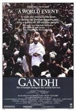 Gandhi (1982) afişi