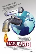 Gasland (2010) afişi