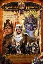 Gathering Of Heroes: Legend Of The Seven Swords (2011) afişi