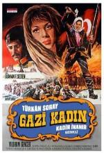 Gazi Kadın (1973) afişi