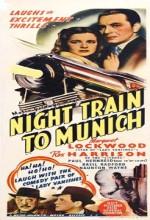 Gece Treni ile Münih (1940) afişi