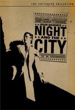 Gece ve Şehir (1950) afişi