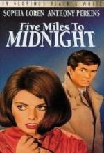 Gecelerin Kadını (ıı) (1962) afişi