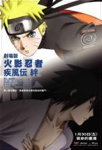 Gekijô Ban Naruto: Shippûden 08 (2008) afişi