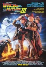 Geleceğe Dönüş 3 (1990) afişi