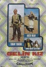 Gelin Kız (1970) afişi