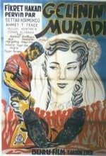 Gelinin Muradı (1957) afişi