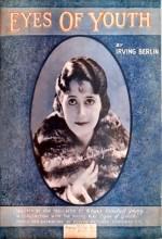 Genç Adamın Gözleri (1919) afişi