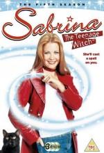 Genç Cadı Sabrina (2000) afişi