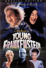 Genç Frankenstein (1974) afişi