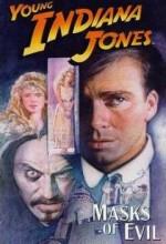 Genç Indiana Jones'un Maceraları:şeytanın Maskesi (1999) afişi