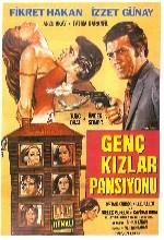 Genç Kızlar Pansiyonu (1971) afişi