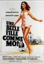 Une Belle Fille Comme Moi (1972) afişi