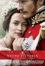 Genç Victoria (2009) afişi