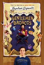 Gentlemen Broncos (2009) afişi